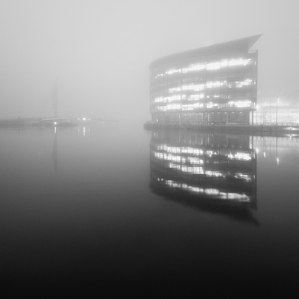 Media City in the Mist