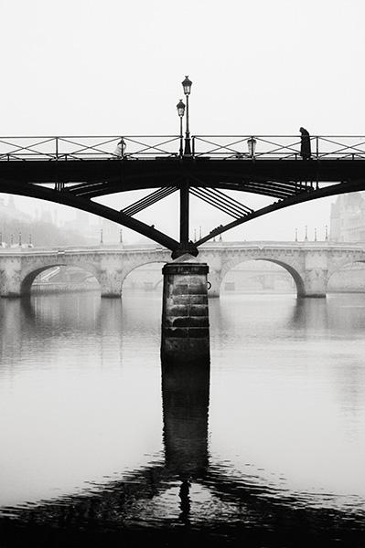 Le Pont Des Arts, Paris