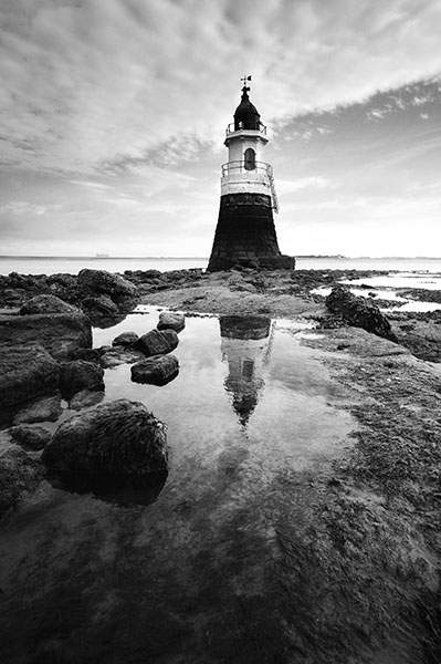 Plover Scar Lighthouse