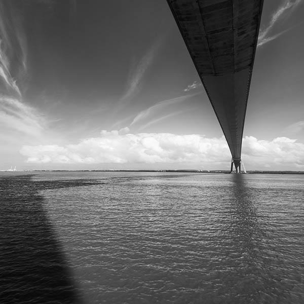 Pont de Normandie, France