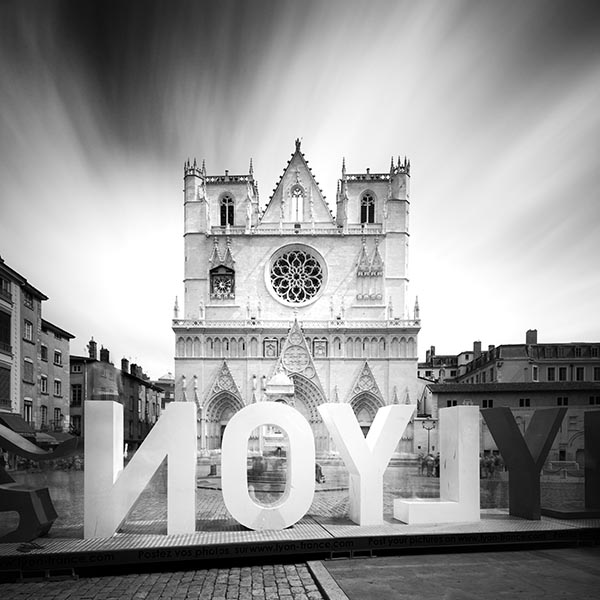 LYON - Cathédrale Saint Jean-Baptiste