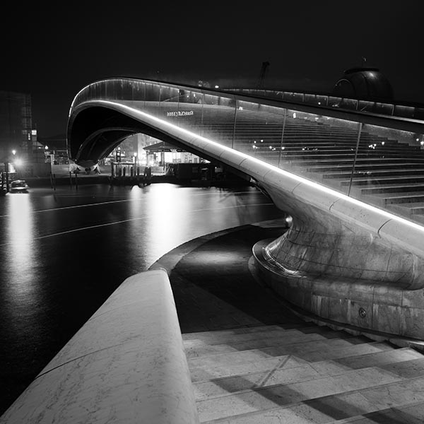 Calatrava Bridge, Venice