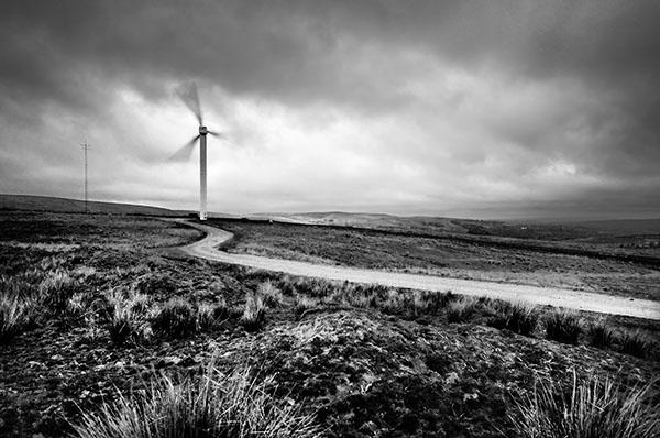 Burnley Windfarm
