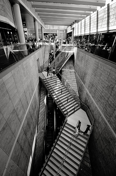 Liverpool 1 Stair