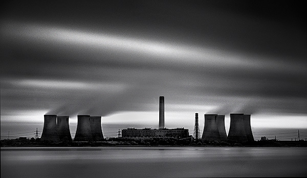 Fiddlers Ferry Power Station, Cheshire