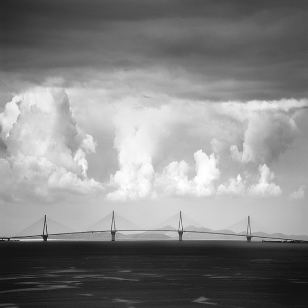 Rio–Antirrio Bridge, Greece