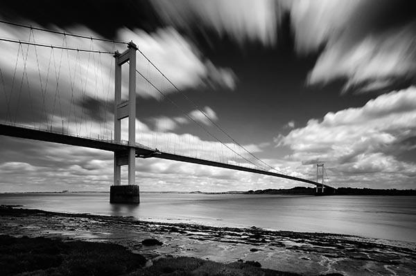 Severn Bridge & Clouds