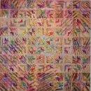 'INDIAN PARTY'  Acrylic on Canvas 90 X 90cms
