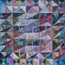 Evening DurwestonAcrylic on Canvas77x77cms SOLD