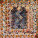Saadi MadrasaAcrylic on Canvas30x30cms SOLD