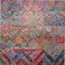 LUMINARY OVER MONKTON GOYLE  2  Acrylic on Canvas 90 x 90cms
