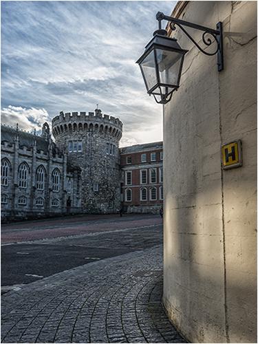 Castle & Lamp