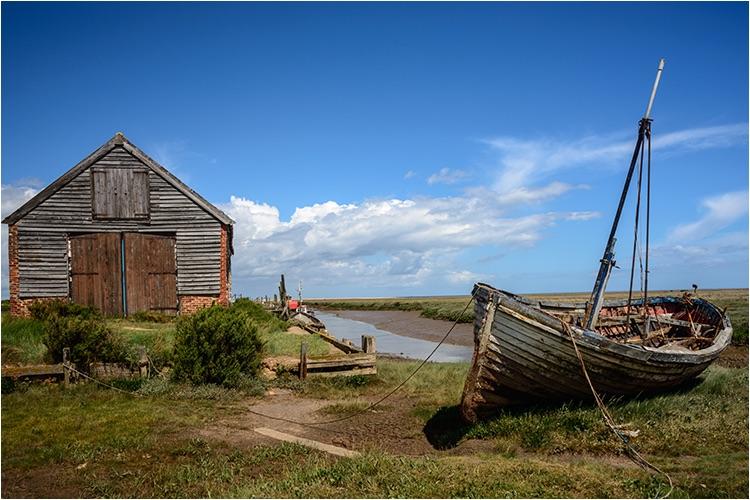 Coal House & Boat