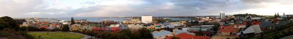 Bunbury panorama