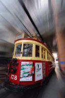 movin' tram...