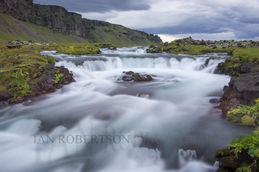Iceland Foss