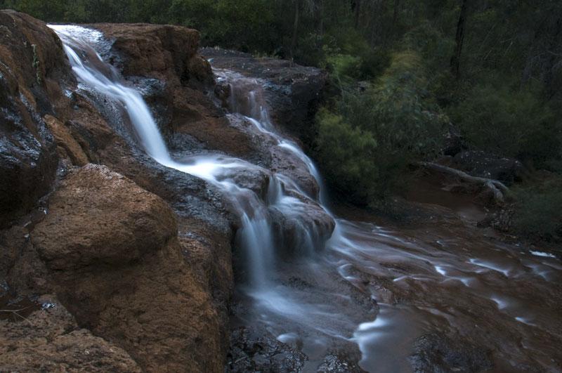 ironstone gully falls