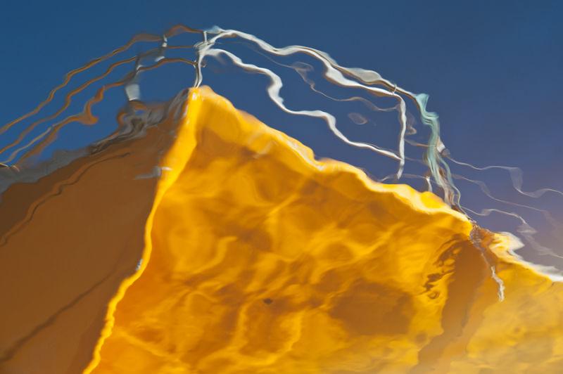 a nautical reflection