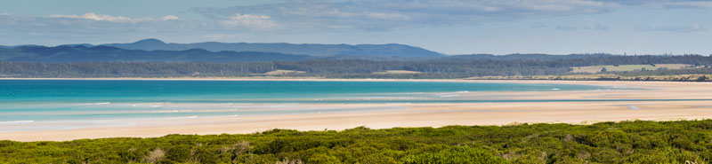 Tatlows Beach, Tasmania, Australia