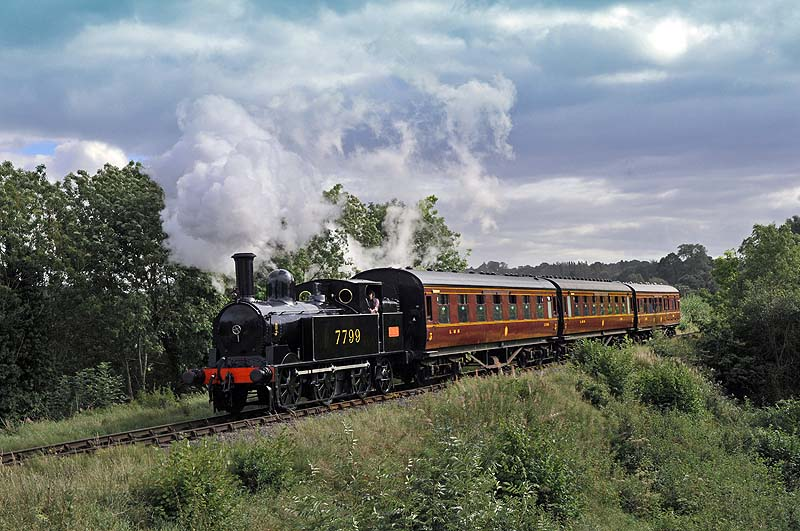 7799 passing Cuckoo Cottage