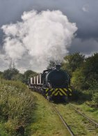 Chasewater Valley Railway September 2015