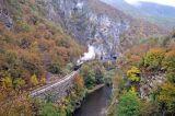 Heading to Visegrad.
