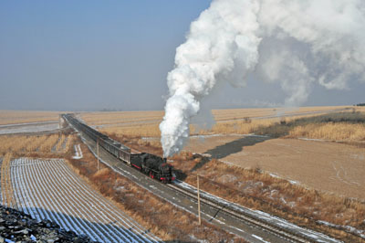 Train to Xinghua.