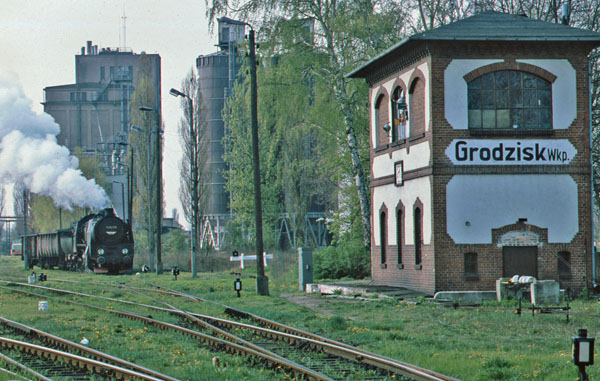 Grodesky in 2000