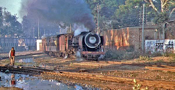 YP 2663 near Delhi in January 1993