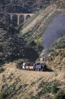 The train continues its journey to Asmara, the capital of Eritrea.