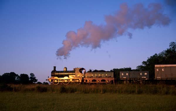 Bluebell Railway Freight.