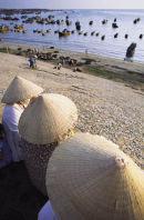 Conical Hats, Mui Ne