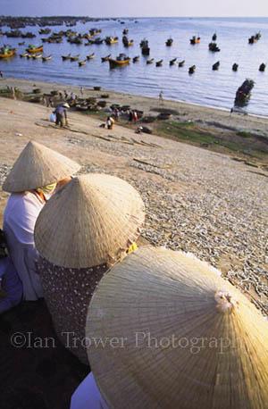 Conical Hats, Mui Ne