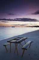 Dunsborough Beach at dawn