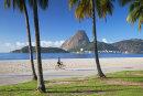 Flamengo Beach and Sugarloaf Mountain, Rio de Janeiro