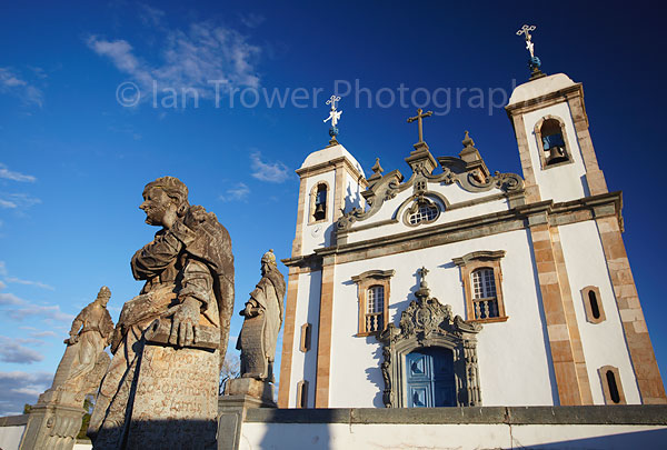 The Prophets statues, Congonhas, Minas Gerais