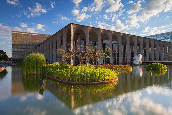 Itamaraty Palace, Brasilia