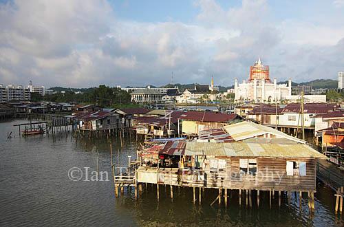 Kampung Ayer Stilt Village, Bandar Seri Begawan