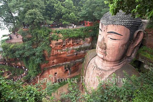 Giant Buddha, Leshan, Sichuan