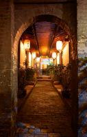 Illuminated Doorway, Pingyao, Shanxi