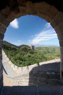Framing The Great Wall, Simatai, Beijing