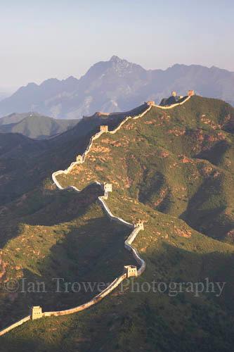 Great Wall Dawn, Simatai, Beijing