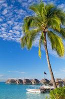 Sofitel Hotel, Moorea, French Polynesia