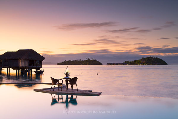 Sofitel Hotel, Bora Bora, French Polynesia