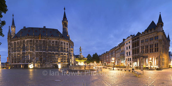 Main Square, Aachen