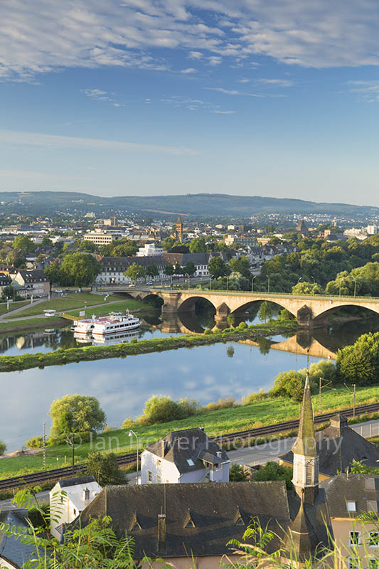River Moselle, Trier