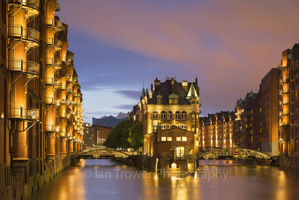 Speicherstadt warehouse area, Hamburg