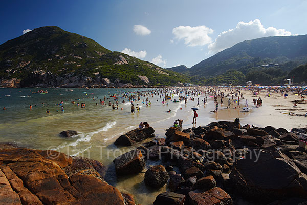 Shek O Beach, Hong Kong Island