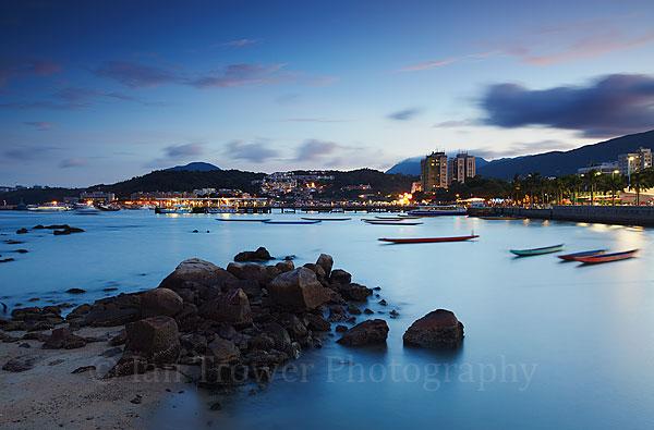 Saikung Harbour