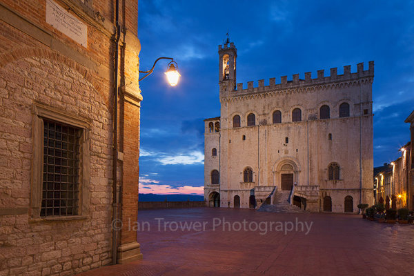 Ducal Palace, Gubbio, Umbria
